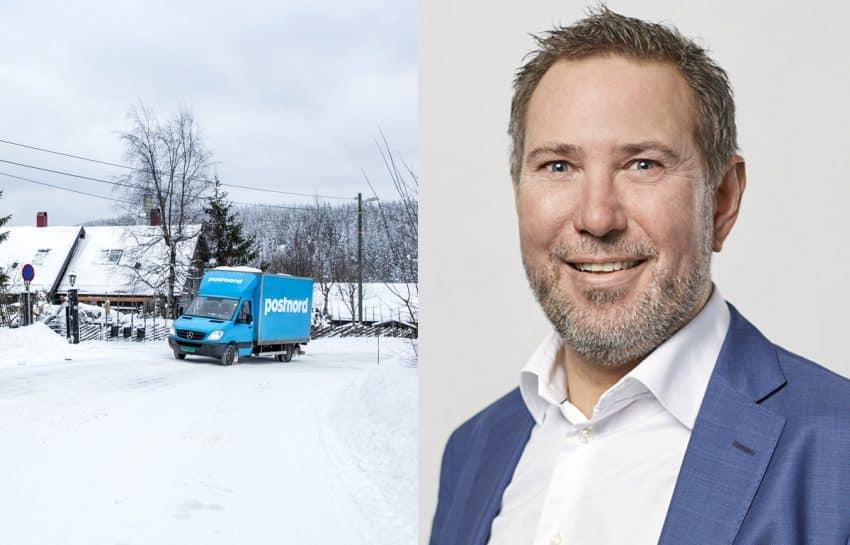 """PostNord-direktören om tillägget: """"Inget nytt påfund"""""""