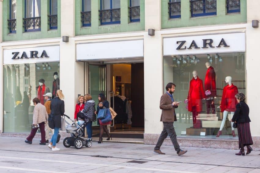Modejättens nya säljrekord: Snuddar vid 6 miljarder euro