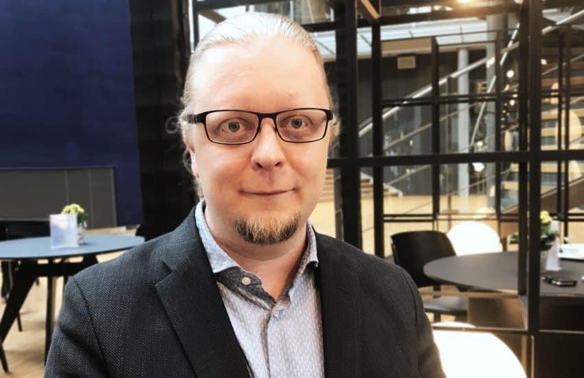 Från finsk konståkning till global e-handelsambition