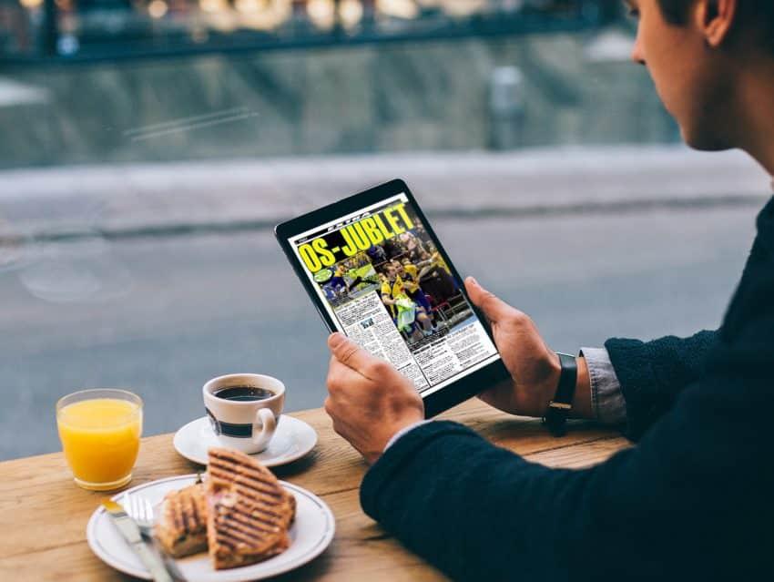 App för e-magasin tror på digital framtid