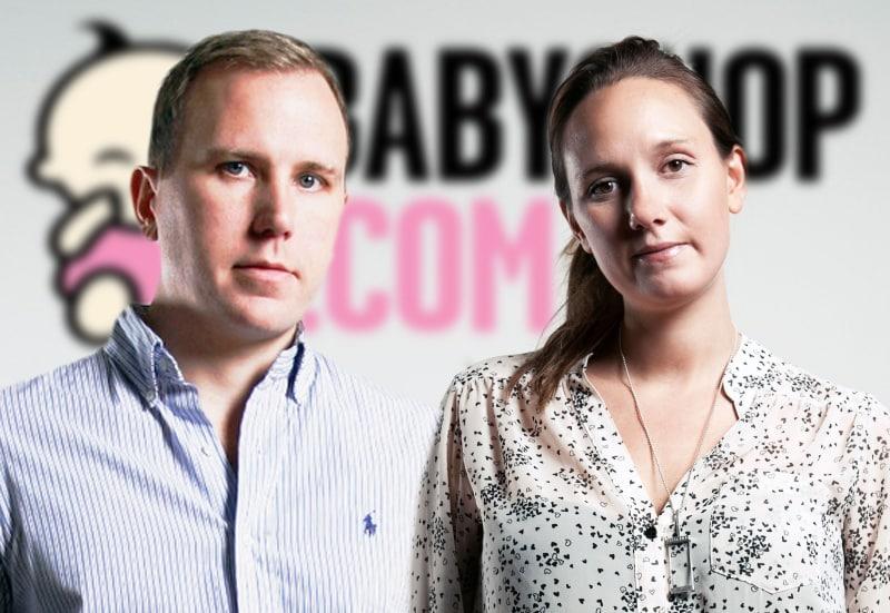 De investerar 155 miljoner i Babyshop.se