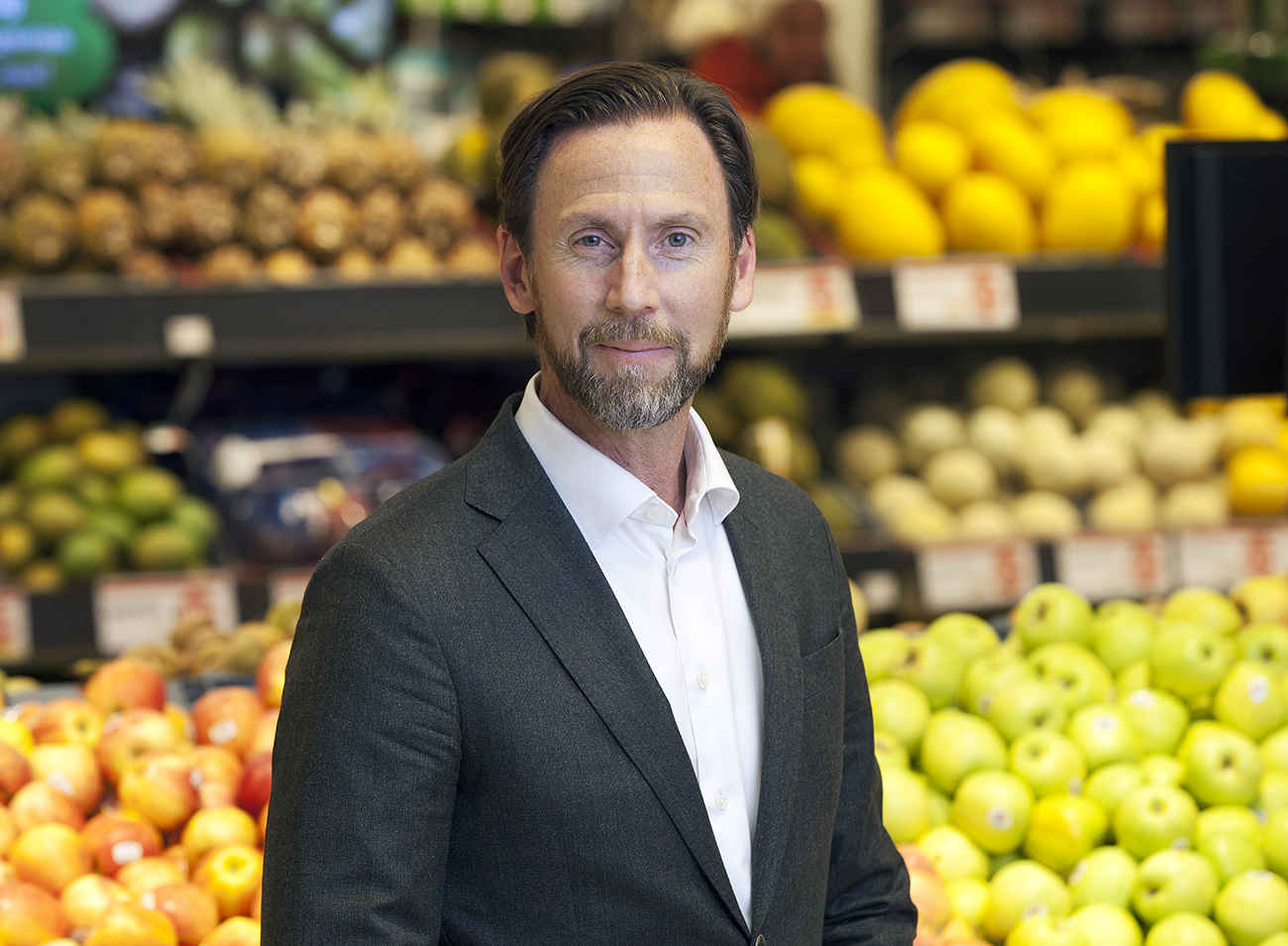 Axfood bygger rekordstort automatiserat lager