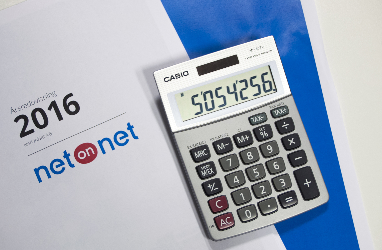 25 procent upp för NetOnNet - passerar 5 miljarder