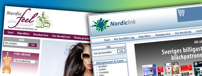 Bakom kulisserna hos NordicFeel och NordicInk