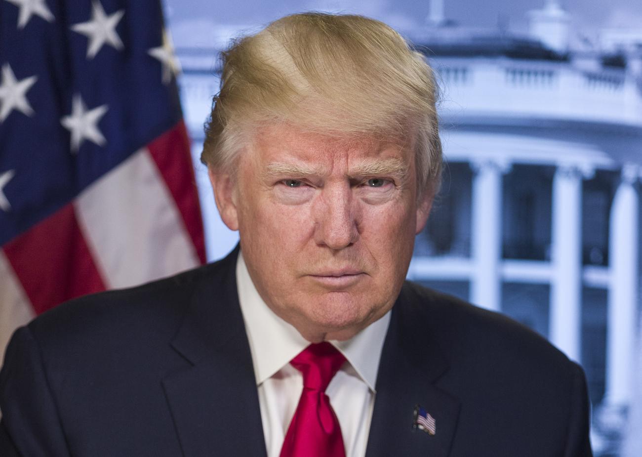 """Donald Trump i Twitter-attack: """"Amazon gör stor skada"""""""