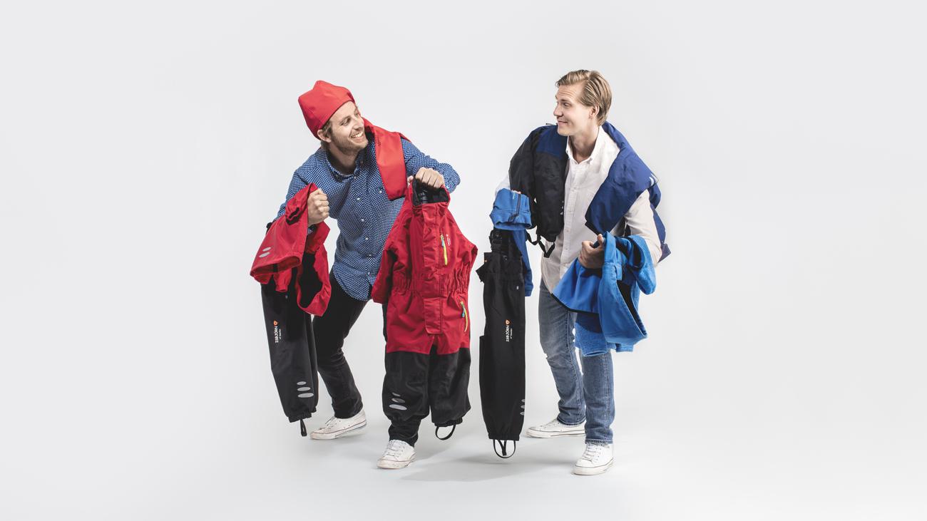 Cirkulerande barnkläder får in tre miljoner