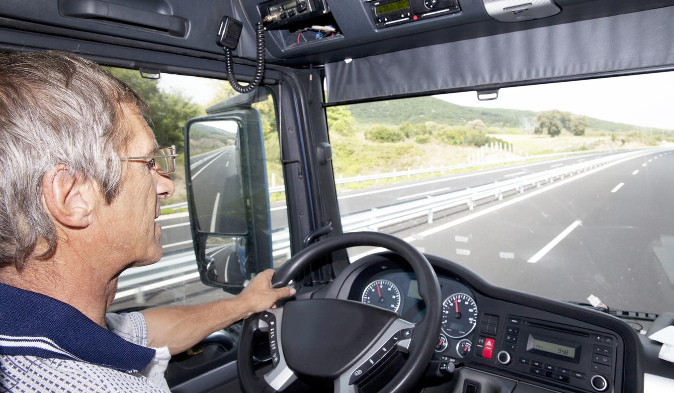 """Bristen på chaufförer allt mer akut - """"finns ingen quickfix"""""""