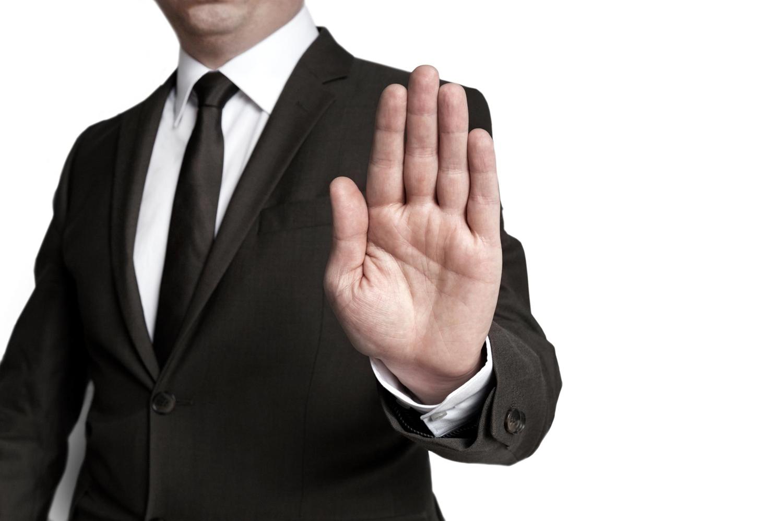 E-handlarna som inte är välkomna som kunder