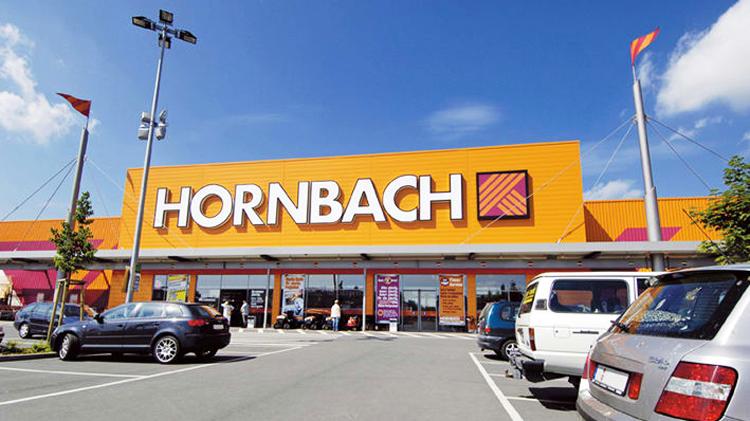 Hornbach börjar med e-handel i Sverige