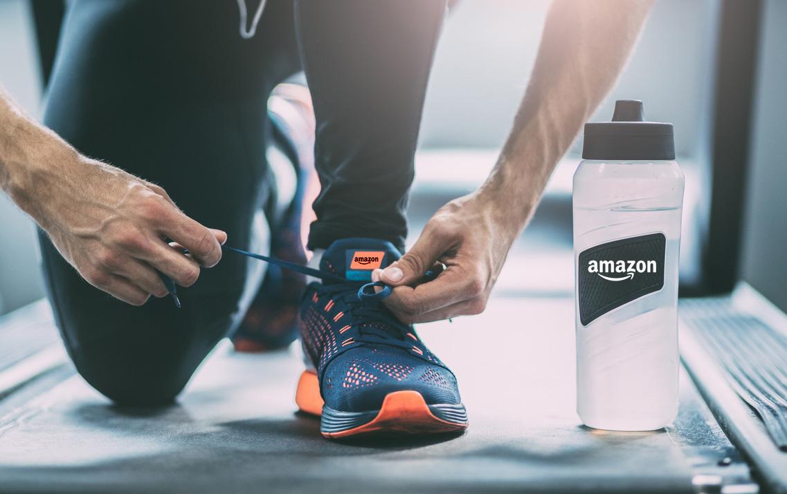 Egna sportkläder nästa stora satsning för Amazon?