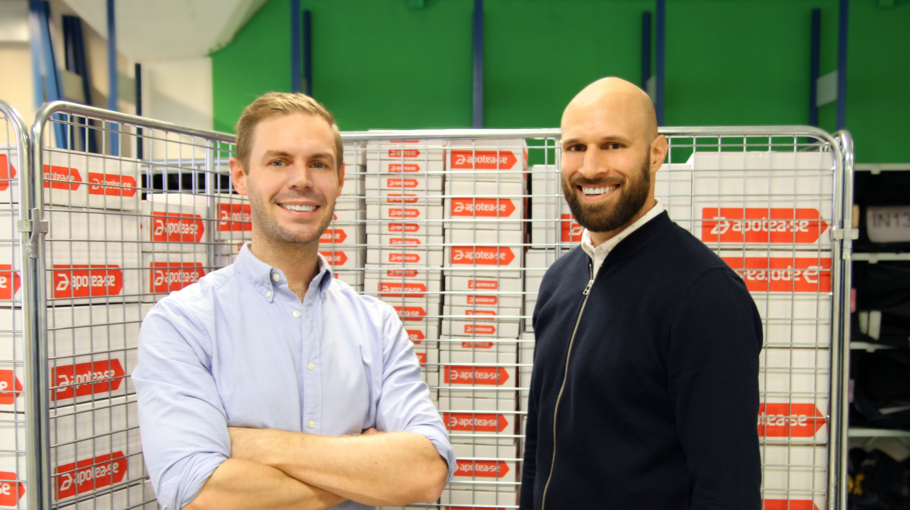 Instabox fyller på kassan med 15 miljoner kronor