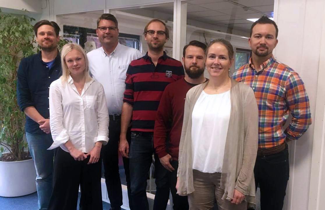 Logistiknätverk i fusion med Skånska E-handelsnätverket