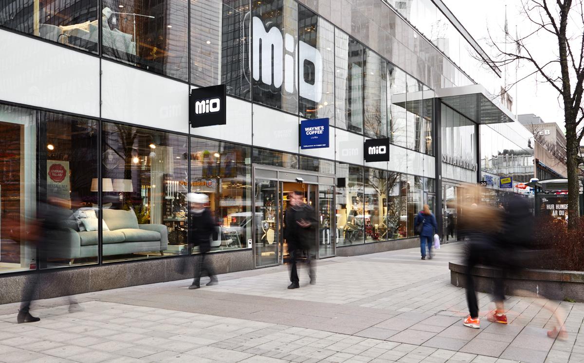 Mios e-handel omsätter nu 300 miljoner om året