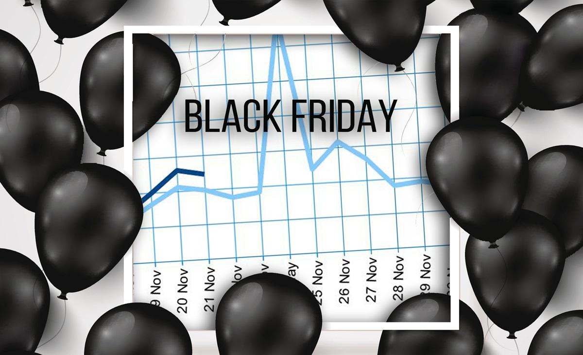 Black Week-kampanjerna levererar - orderökning på 37%