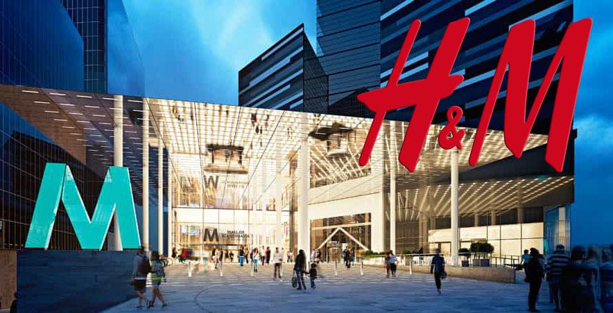 H&M uppges planera digital märkesoutlet - lanseras i vår
