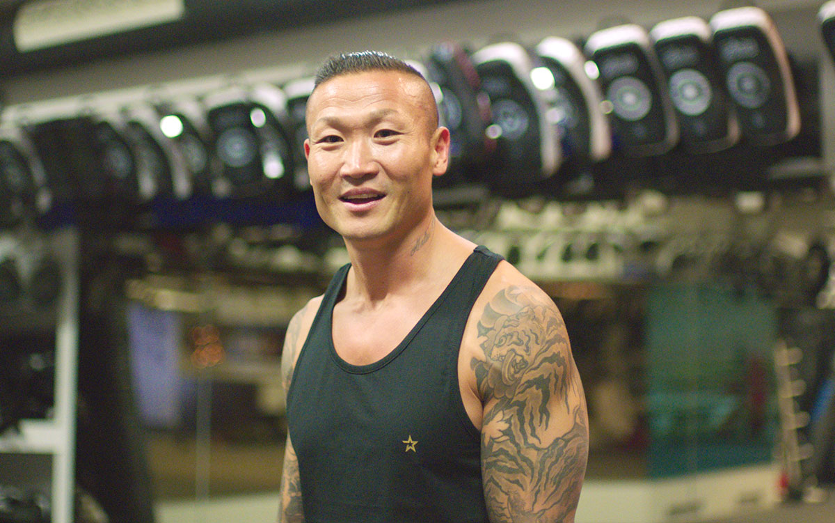 Stjärntränare ska kränga Gymgrossistens kosttillskott