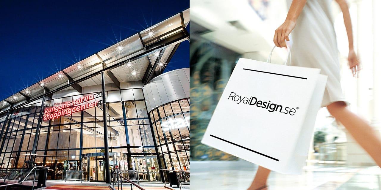 Lokalhyran för hög - Royal Design flyttar till Stockholm