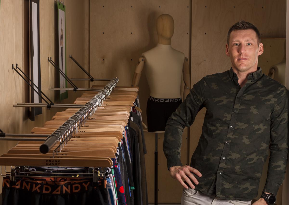 Frank Dandy e-handelssatsar - rekryterar Addnatures vd
