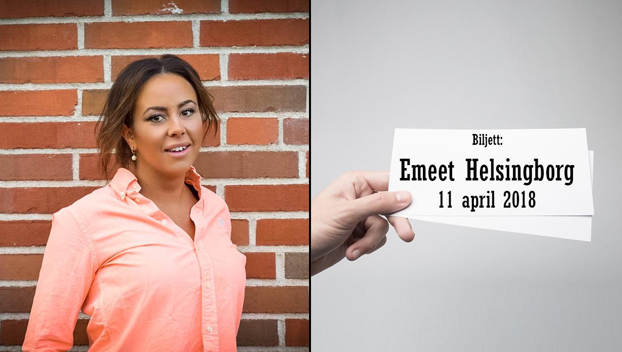 Succén tillbaka: Biljettsläpp till Emeet Helsingborg