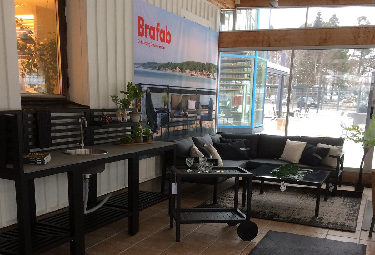Bra Sommarmöbler öppnar omnibutik på 1200 kvadrat