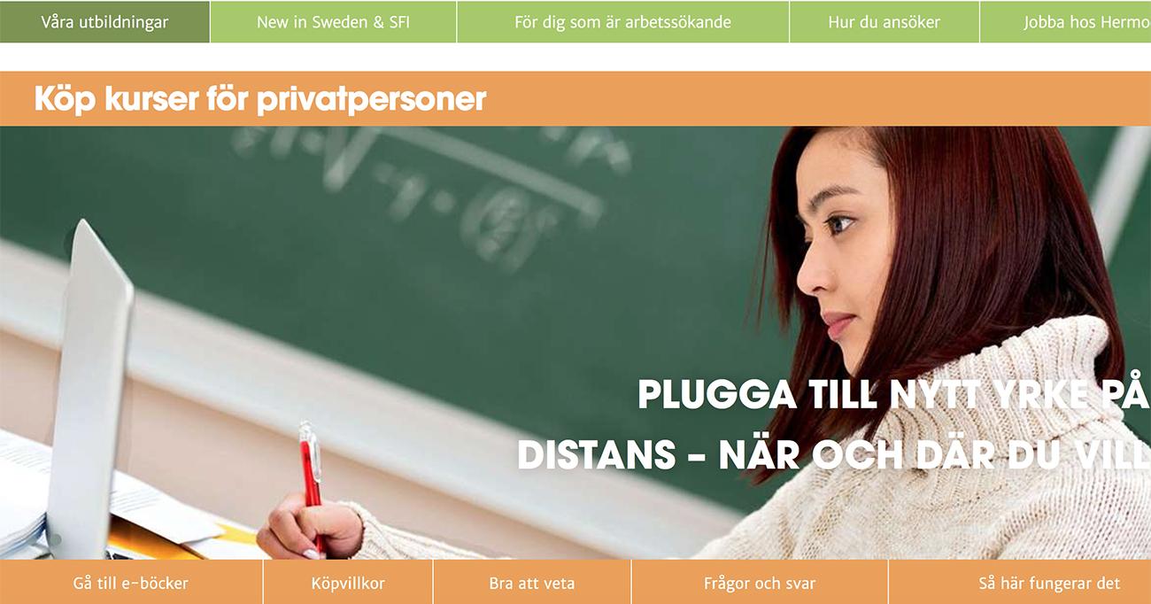 Sveriges största skolkoncern vässar e-handeln