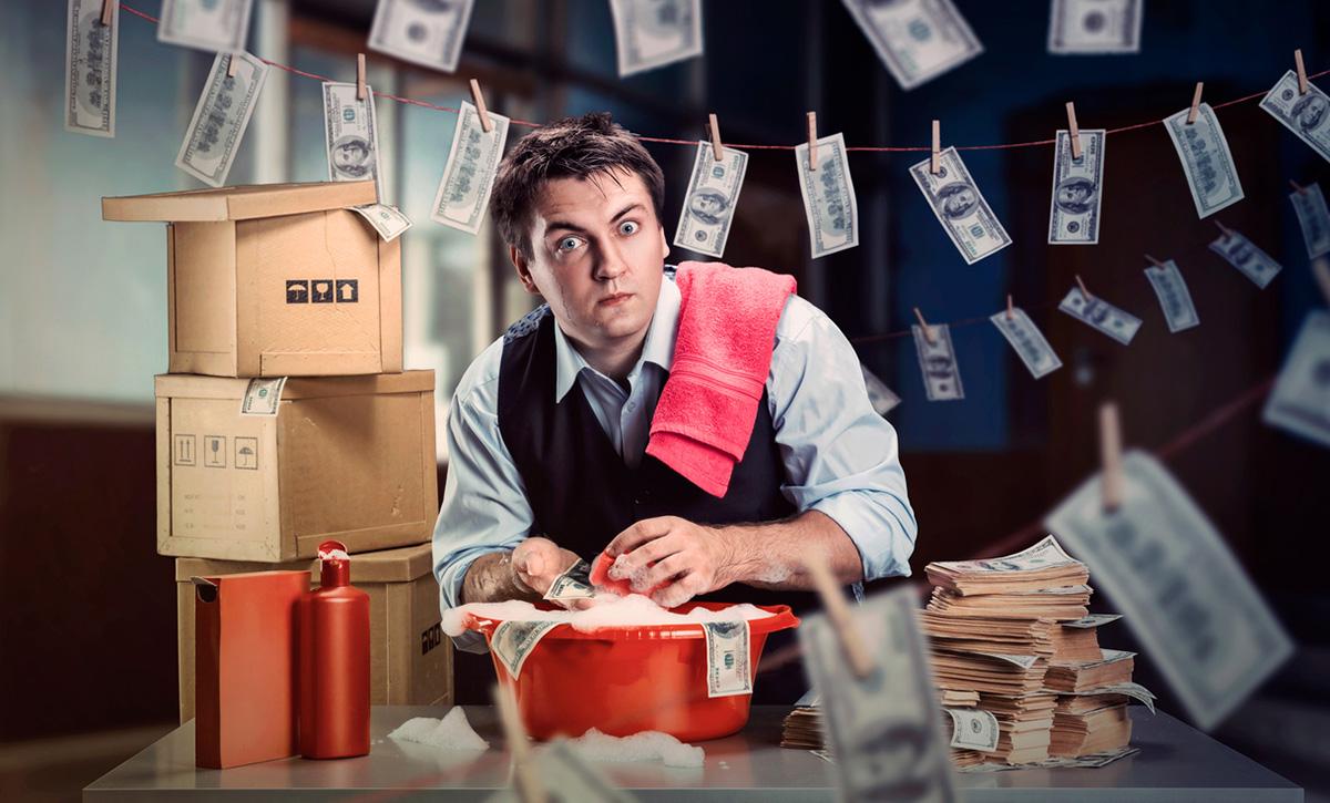 Självpublicering leder till pengatvätt hos e-handlaren