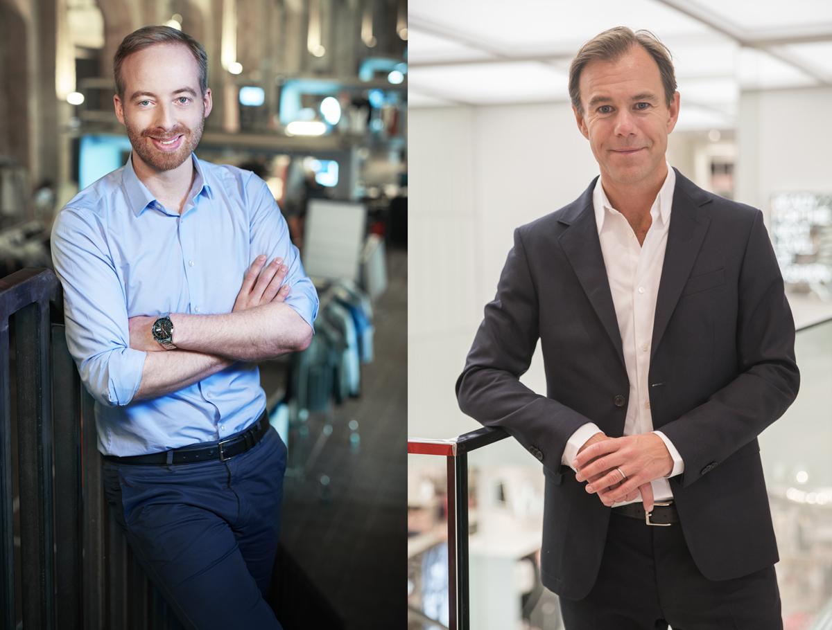 Zalando pekar ut H&M som en av sina viktigaste partners