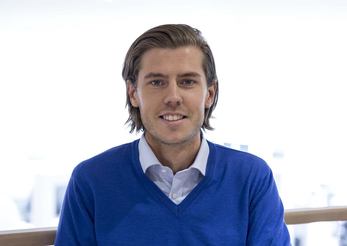 Hans leasing-startup drog in 30 miljoner på 12 månader