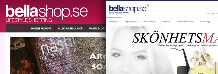 Blondinbella säljer sin nätbutik Bellashop
