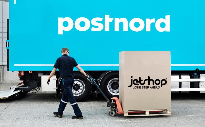 Jetshop öppnar dörren för PostNords fraktkassa