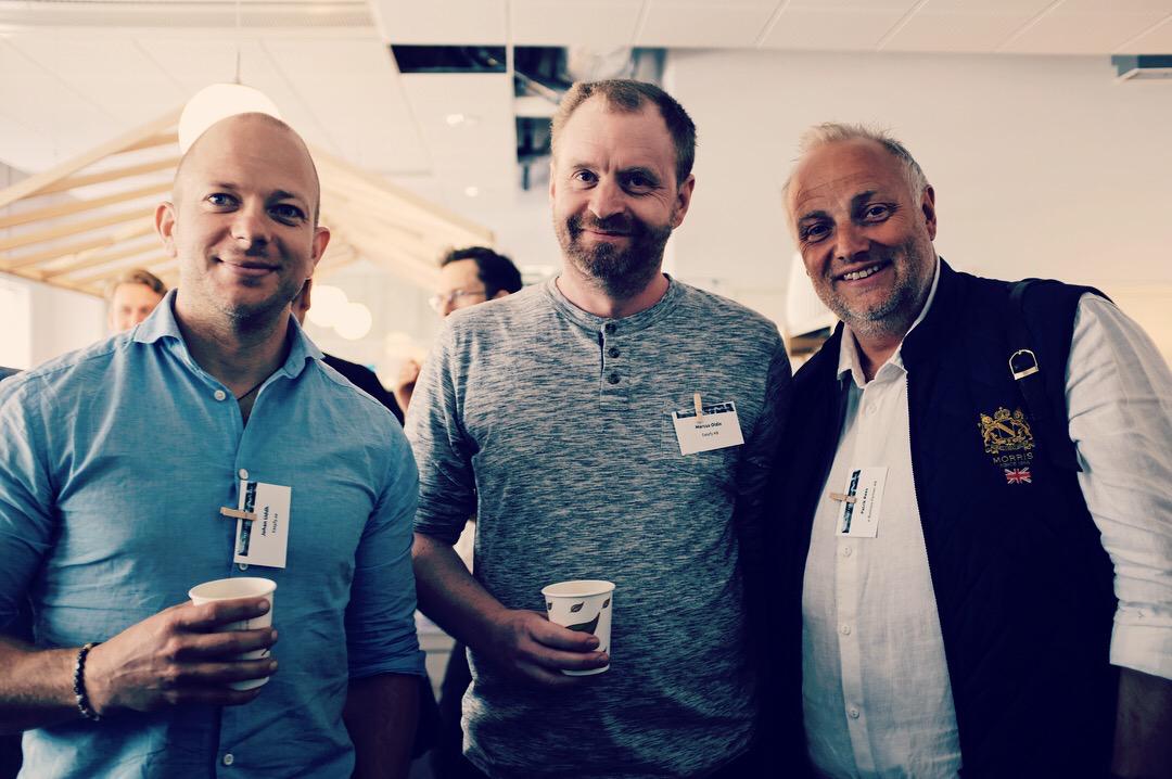 Rusning till e-handelsnätverk på Gotland - når 100 medlemmar