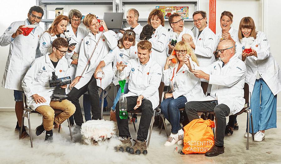 Leksaksaktör tar e-handel med vetenskap till Sverige