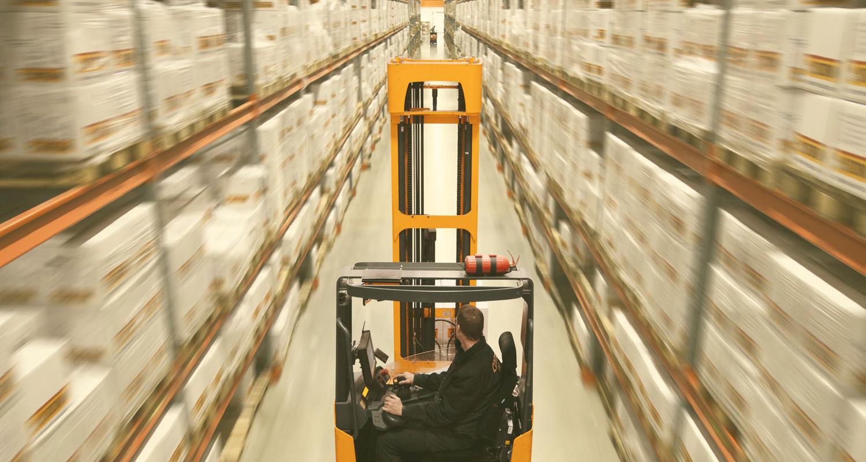 Snabba leveranser gör att logistikbolaget öppnar nytt