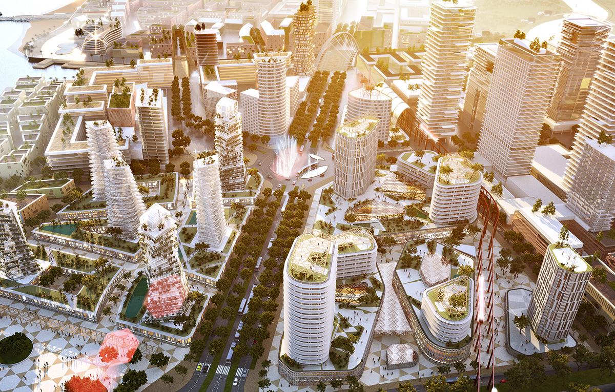 Städerna är inte anpassade för e-handelssamhället
