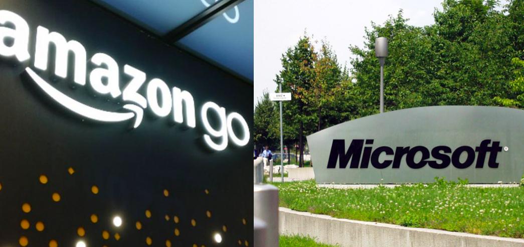 Microsoft kan starta obemannade butiker