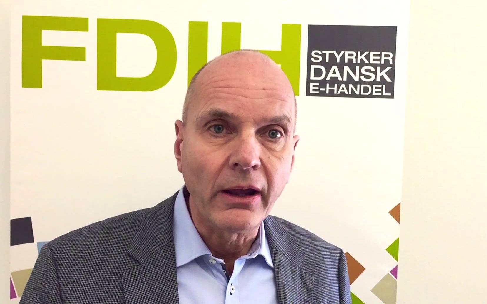 Danska e-handlare avundas den svenska Wish-lösningen