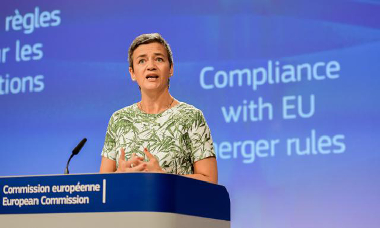 """EU är positiva till Googles """"förbättrade"""" e-handelstjänst"""