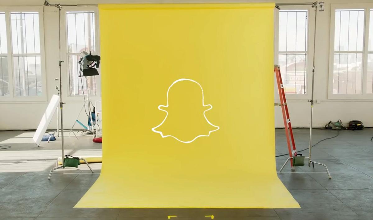 Snapchats nya försök att slänga in e-handel i appen