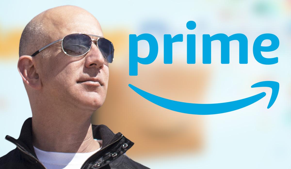 Sajtkrasch, Bezos blir superrik och strejken sprids
