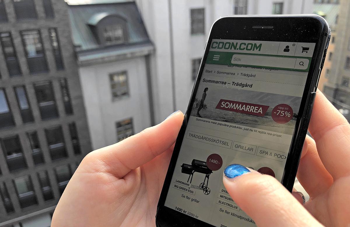 Toppar lista - CDON populäraste nätbutiken just nu