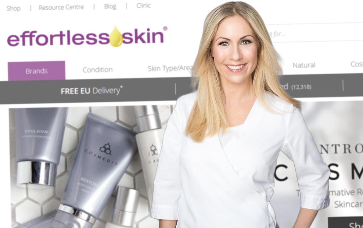 Skincitys första förvärv: Tar över brittisk konkurrent