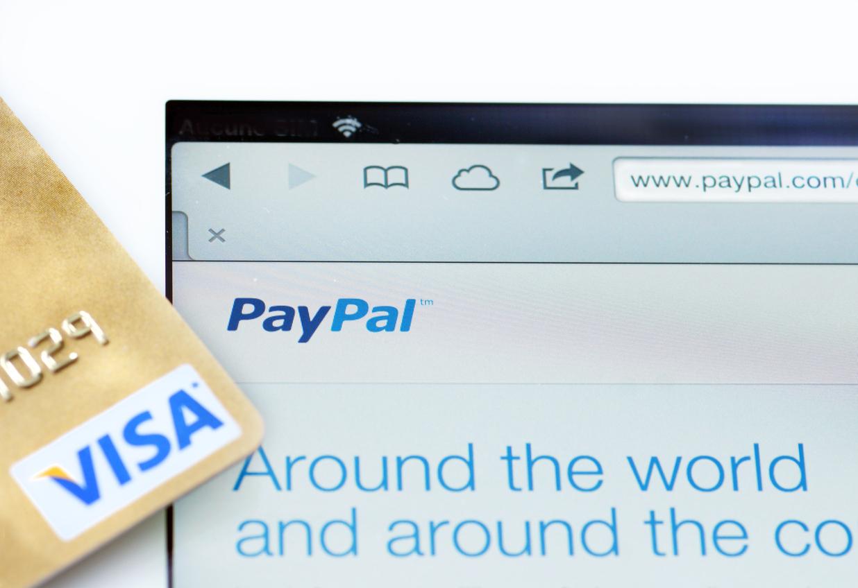 Ebay slänger ut PayPal - lanserar egen betaltjänst
