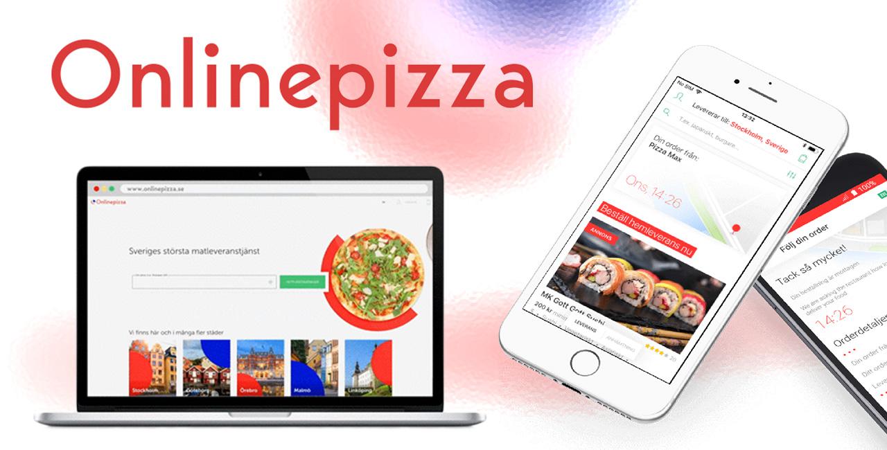 """Onlinepizza släpper ny sajt: """"Har brustit i kommunikationen"""""""