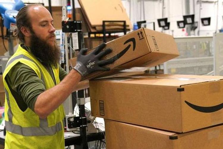 Amazonmiljardsatsar i Europa - anställer 18 000 i år
