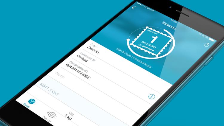 Paket BankID-stoppades i PostNords app