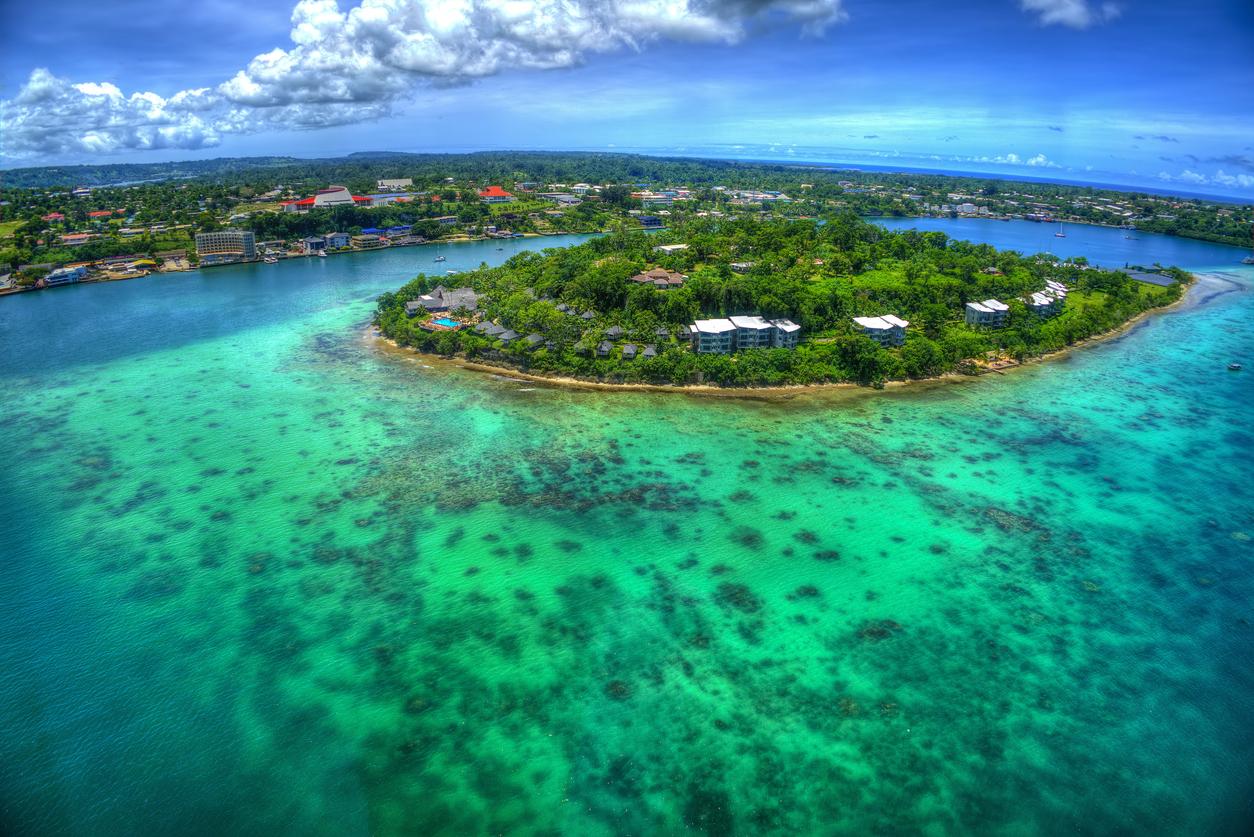 Tropisk ö-värld får 100 miljoner till att utveckla e-handel