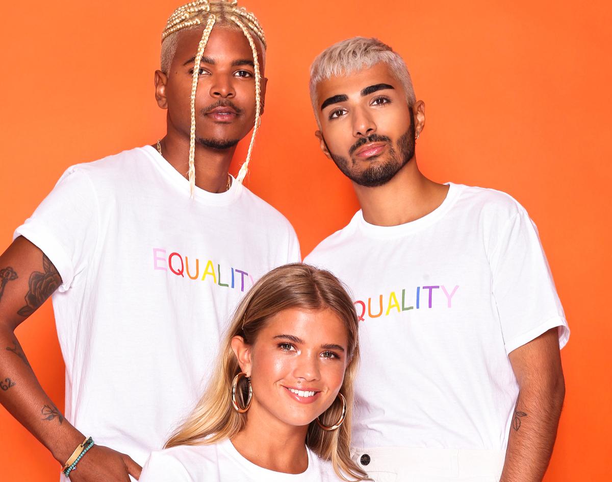 Nelly lanserar Pride-kampanj - skickar vinsten till RFSL