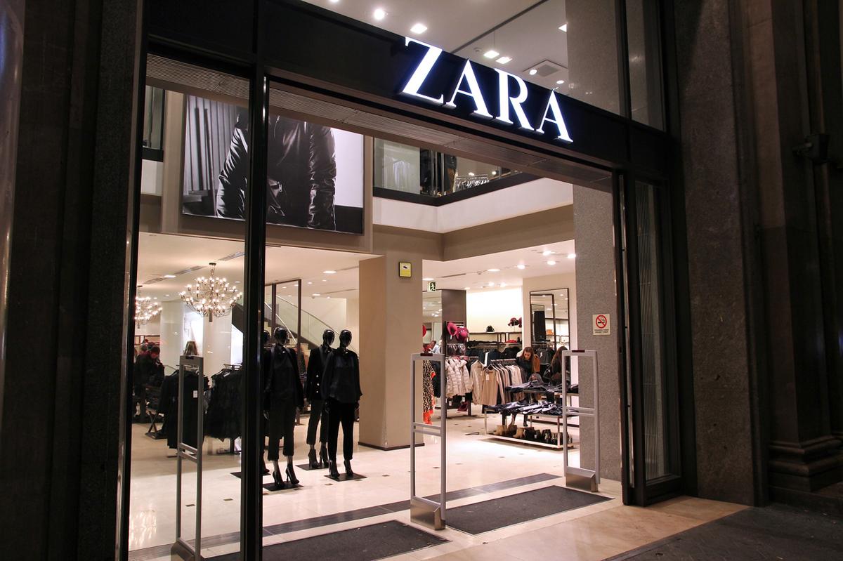 Modejätten öppnar e-handel i 2000 butiker