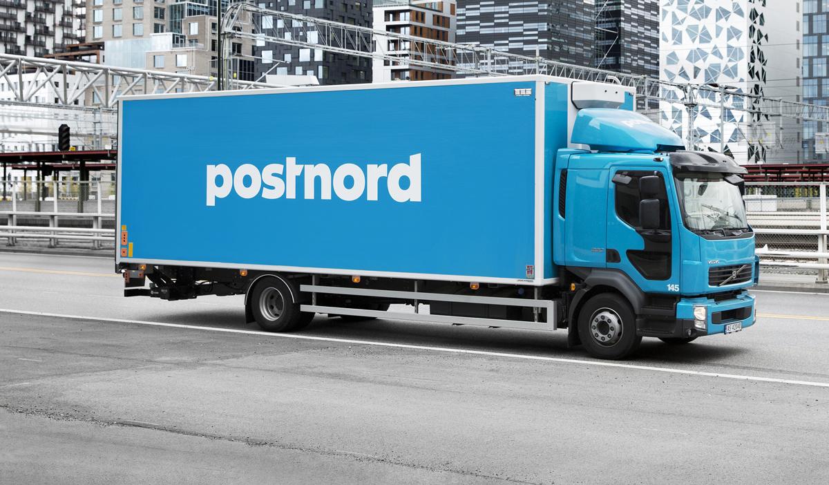 """PostNords lastbil körde med öppna dörrar - """"en dödsfälla"""""""