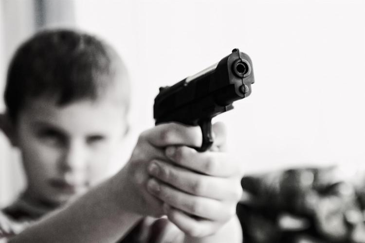 Leksaksbranschen uppmanar till säljstopp av leksaksvapen